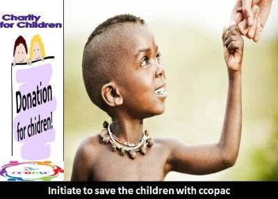 Join your hands with ccopac, the most transparent charity organization