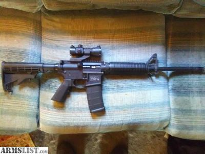 For Sale/Trade: NEW BUSHMASTER AR 15