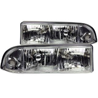 Sell Anzo USA 111014 Crystal Headlight Set Fits 98-04 S10 Blazer S10 Pickup motorcycle in Chanhassen, Minnesota, United States, for US $143.15
