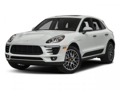 2018 Porsche Macan Turbo (Volcano Grey Metallic)