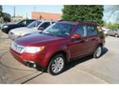 2013 Subaru Forester Limited PZEV AWD