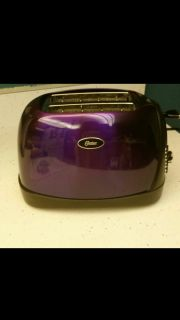 Toaster - Oster Jelly Bean 2-Slice - Wide Slots