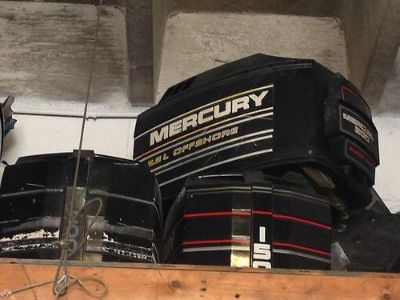Find Mercury 200HP, 2.6L Offshore Cowling motorcycle in Boynton Beach, Florida, US, for US $50.00