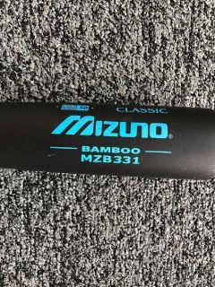 Mizuno Bamboo Baseball Bat