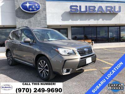 2017 Subaru Forester 2.0XT Touring (Sepia Bronze Metallic)