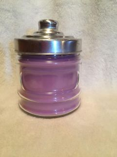 8.5 oz hand poured apothecary jar candle. BUY TWO SAVE $$!!!