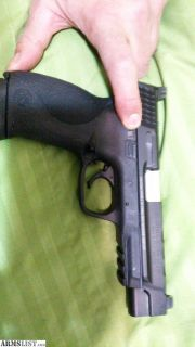 For Sale: S&W Performance Center .9mm Ported