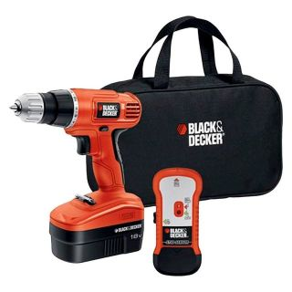 18V Cordless Drill Black and Decker BRAND NEW