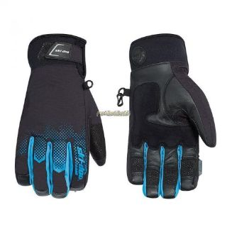 Buy 2017 Ski-doo Grip Gloves - Blue motorcycle in Sauk Centre, Minnesota, United States, for US $74.99
