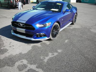 2015 Ford Mustang GT COUPE PREMIUM (DEEP BLUE)