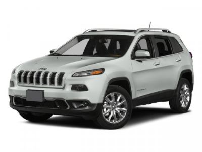 2015 Jeep Cherokee Limited (Brilliant Black Crystal Pearlcoat)