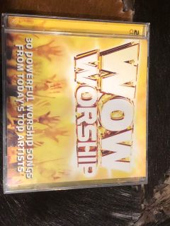 Wow Worship 2 Cd s yellow cover