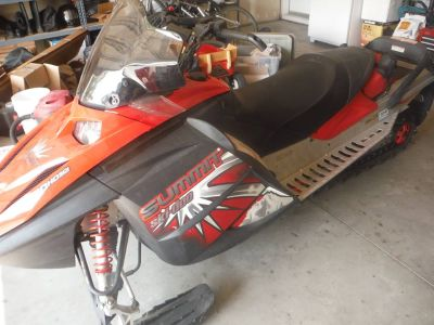 2006 SkiDoo Summit 144""