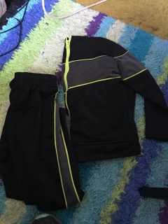 Starter extra small jacket and pants excellent condition