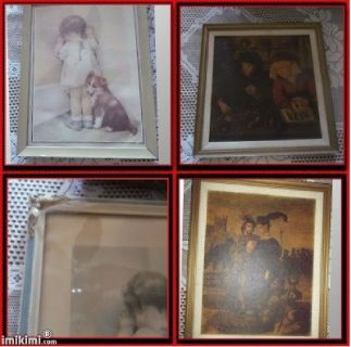 Collectible Art All for Flat Price of $75.00