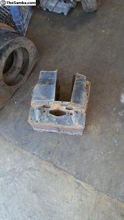 36 HP engine tin