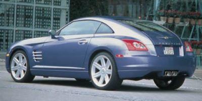 2005 Chrysler Crossfire Base (Blue)