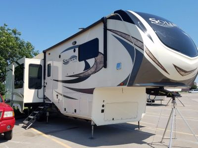 2018 Grand Design SOLITUDE 360RL