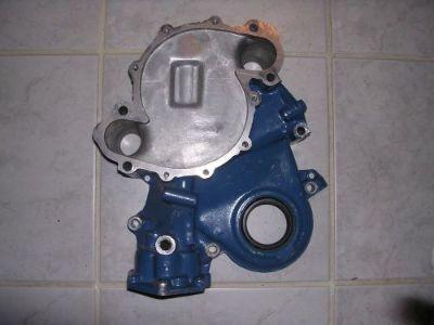 Find AMC 304 360 401 Original Cast Aluminum Timing Cover 319067 motorcycle in Delta, Colorado, United States