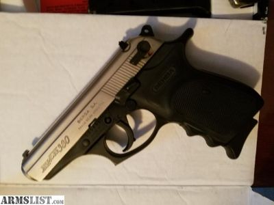 For Sale: Bersa Thunder 380 Reverse DuoTone - Wrap-around grips and Extra Mags (2)