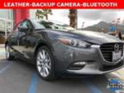 Used 2017 Mazda Mazda3 5-Door Machine Gray Metallic, 16.1K miles