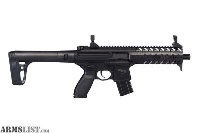 For Sale: Sig Sauer - MPX Air - 0.1770