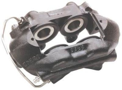 Buy Mustang 65-67 RH 4-Piston Front Disc Brake Caliper motorcycle in Stockton, California, US, for US $185.20