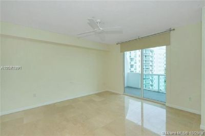 Miami Beach: 2/2 Water views apartment (Harbour Island Dr., 33141)