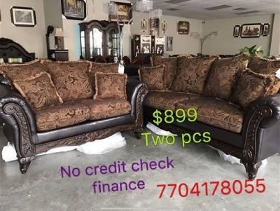 TWO PCS SOFA FOR SALE