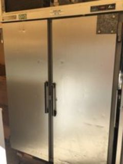Commercial 2 Door Freezer
