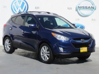 2013 Hyundai Tucson GLS (Blue)