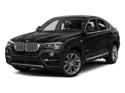 2016 BMW X4 xDrive28i (Black Saph)