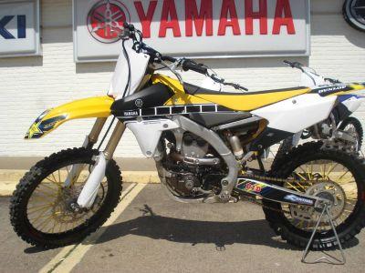 2016 Yamaha YZ250F Motocross Motorcycles Waynesburg, PA