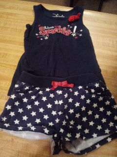 Jumping beans 5t outfit