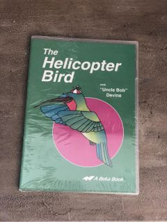 Abeka - The Helicopter Bird CD