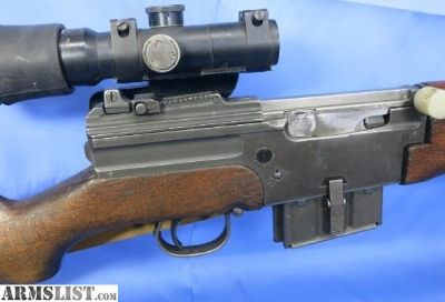 For Sale: French MAS 49/56 1949-56 Sniper Rifle w/Extras