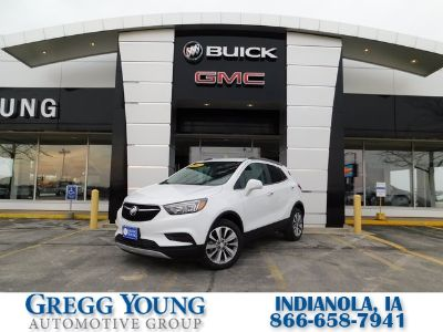 2018 Buick Encore Base (summit white)