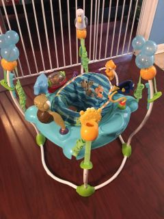 Used Finding Nemo Jumper / Bouncer
