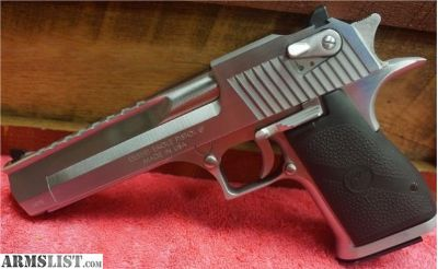 For Sale: Magnum Research Desert Eagle 50AE Case Hardened NIB