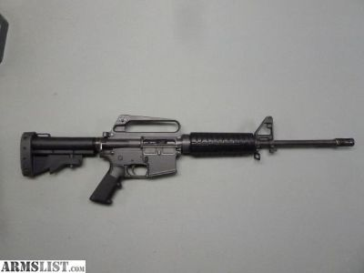 For Sale: Rare Colt R6420 AR-15A2 PreBan