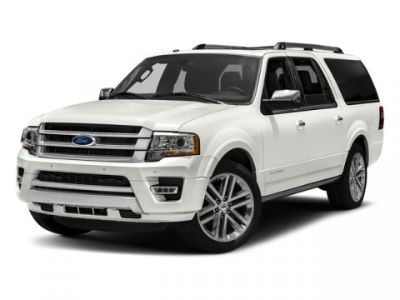 2016 Ford Expedition EL Platinum (White Platinum Metallic Tri-Coat)