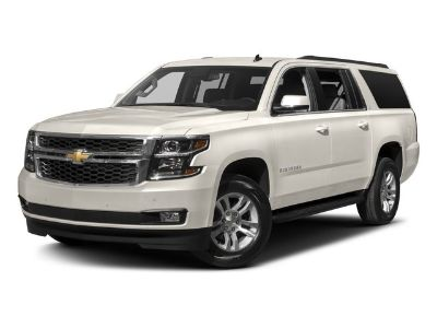 2017 Chevrolet Suburban LS 1500 (Summit White)
