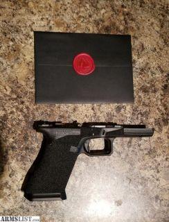 For Sale: Agency Arms Glock 17 Gen 3 Complete Frame