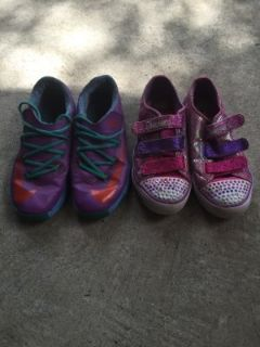 girl shoes (size2)