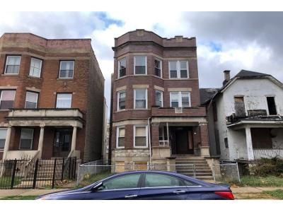 10 Bed 4 Bath Foreclosure Property in Chicago, IL 60621 - S Normal Blvd