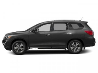 2019 Nissan Pathfinder SV (Gun Metallic)