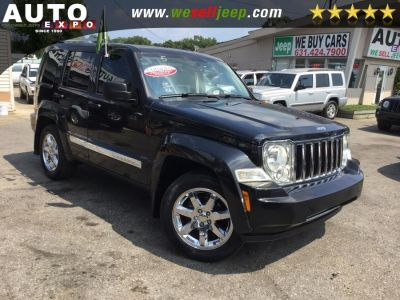 2008 Jeep Liberty Limited (Brilliant Blk Crystal Pearl)