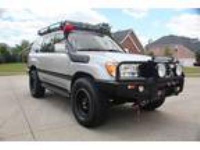 1998 Toyota Land Cruiser Adventure Ready