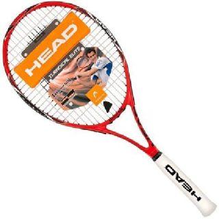 """HEAD Ti. Radical"" racquet"