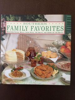 Southern Family Favorites Cookbook